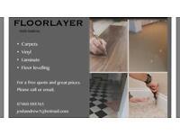Local floorlayer