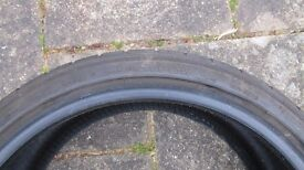 2 X 245/35 ZR19 Tyre good condition