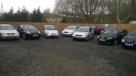 L.T.C.S FOR ALL YOU'RE MOTORING NEED'S CARS FROM £295-£5,995