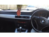 BMW 320 COUPE FOR SALE. AUTOMATIC SILVER 2008 DISEAL 2L 4 SEATER 2 DOOR