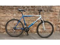 RALEIGH STONEFLY FRONT SUSPENSION MTB