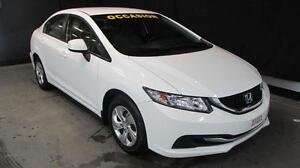 2013 Honda Civic LX AUTOMATIQUE