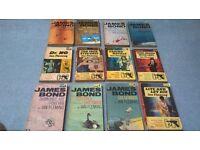 James Bond Books - 1960s publications by Pan.