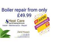Boiler repair / install /gas cooker /Radiator /power flushing