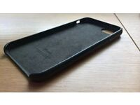 Official Apple iPhone iPhone 8/7 Black Leather Case CAN POST/DELIVER