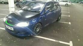 Corsa sri braking for spares
