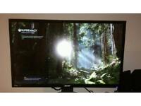 "ACER PREDATOR XB270H 27"" 1920X1080 TN 144HZ GAMING WIDESCREEN LED MONITOR -"