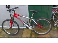 "Boys bike size 24"" wheels"