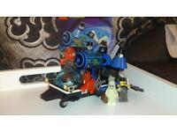 Lego Time Cruisers Set (6496)