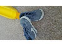 Nike size 4.5uk boys trainers