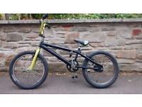 BMX trick / stunt bike Threat Magna Bristol Black & Green cheap