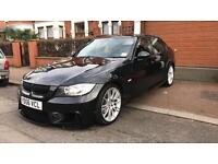 BMW 3 Series 320D M Sport Auto Full Leather Seats FDSH px c class passat a4 audi 5 e insignia golf 3