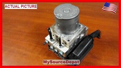 2001,2012,BMW,528I,550I,535I,650I,ABS PUMP,MODULE PUMP,ANTI-LOCK BRAKE