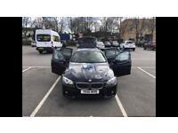 BMW 520d M sport 2012