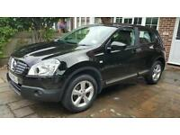 Nissan qashqai 2.0 tekna sat nav one owner low mileage