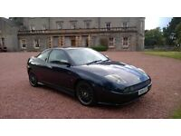 FIAT COUPE 20V N/A 1998/SPARES/REPAIR/PROJECT/MOT 18-1-17