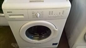 white Washing machine...cheap free delivery