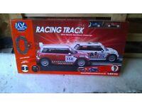 mini cooper racing track