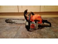 """2007 STIHL MS180 PETROL CHAINSAW 14"""" (WILL DO 16"""") NEW ENGINE, COMPLETELY OVERHAULED, MUST SEE"""