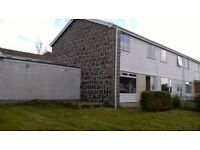 MULLION - 3 Bed house with garden and garage - AVAILABLE ON 11th November