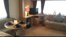 2009 Willerby Vacation static caravan for sale with large enclosed deckinge