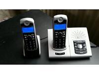 Motorola ME4067-2 Digital telephone answer