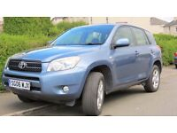 Toyota Raw4 2.0 , 2006, leather interior mot till 04.2018
