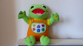 Leapfrog Baby Learning Tad Interactive & Musical Frog