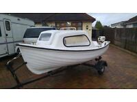 Max craft Orkney spinner 13 fishing boat or similar required