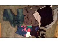 age 5/6 clothes bundle