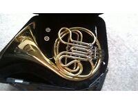 Yamaha 314II Single F French Horn