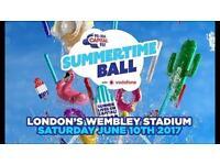Capital summertime ball 2017 tickets