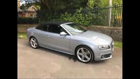 Audi A5 Sline tiptronic