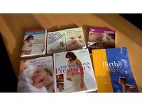 7 pregnancy books including pregnancy bible