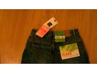 ladies new look jeans.new