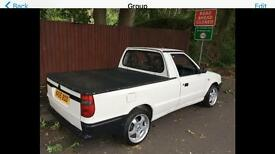 Skoda Caddy Pick up
