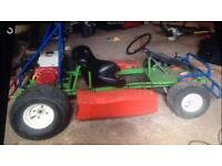 Honda Engine Buggy/Go-cart