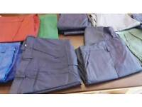 Job lot ,wholesale work trousers