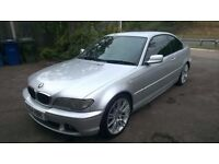 BMW 320 CD AUTOMATIC 2 DOOR COUPE DIESEL