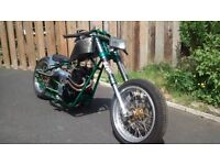 600 chopper rotax motor just built need to sell as new project awaits