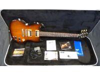 Gibson SG Special 2015 Fireburst (Les Paul 100) inc Gibson Gold Hard Case