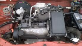 Suzuki Alto Engine 16v Maruti 1.1 Litre,Only Covered 74,000 Miles - GOOD CONDITION!