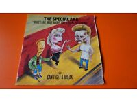 """RARE THE SPECIAL AKA SPECIALS WHAT I LIKE ABOUT YOU IS YOUR GIRLFRIEND DOUBLE SINGLE 7"""" VINYL"""