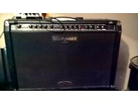 behringer gmx212 guitar amplifier (just serviced and ready to rock)