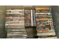 Over 200 dvds for sale cheap