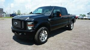 2008 Ford F-350 SUPER DUTY Harley Davidson