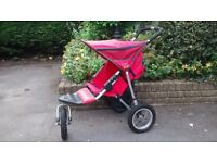 Pram/pushchair Nipper 360