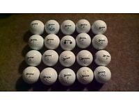 Srixon Golf Balls (20No)