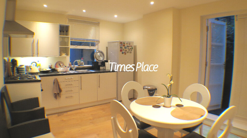 ** Two bedroom with garden on Southfields Grid for only £1400 pcm **