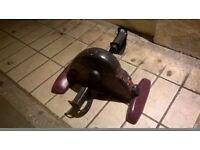 Mini Trainer QF-893 under desk exercise bike perfect central London bargain